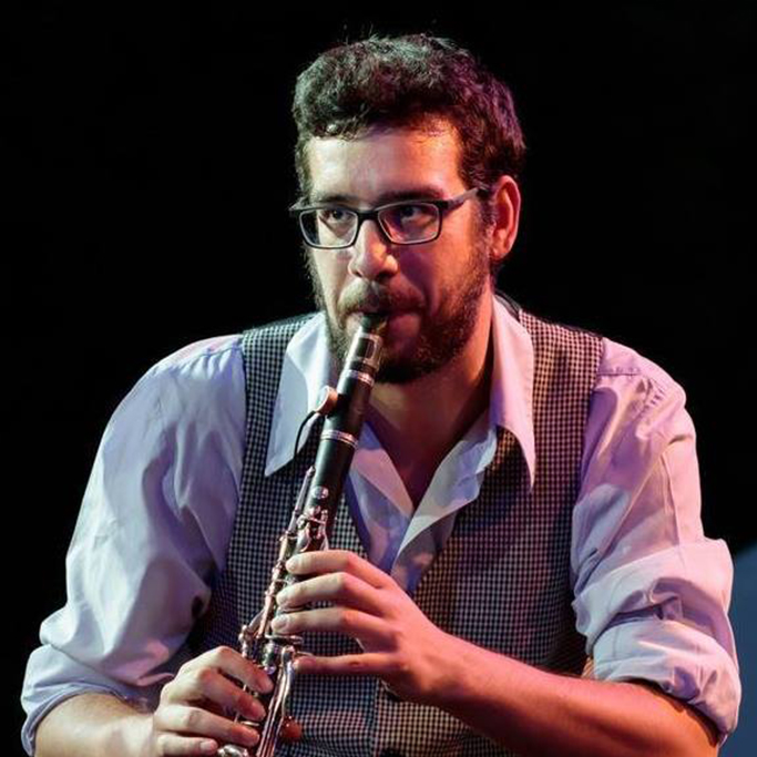 Christos Papadopoulos - Clarinet