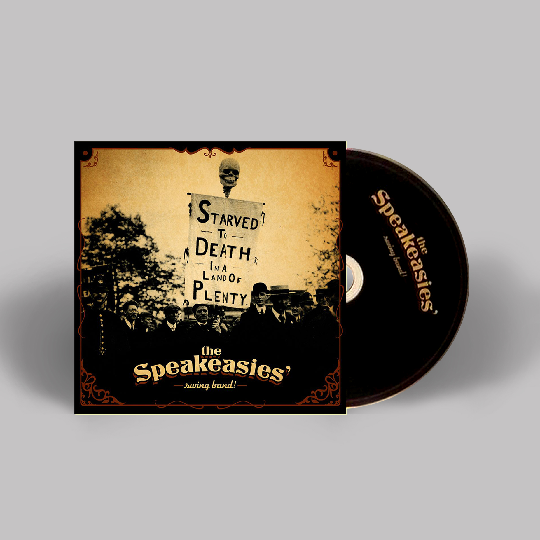 "Get ""Land Of Plenty"" CD, Digipak"